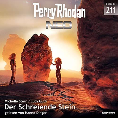 Der Schreiende Stein cover art