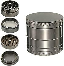 Jacqu, slijpmachines voor mannen, 4-laags zinklegering, kruidslijper, 40 mm kruidslijper voor mannen