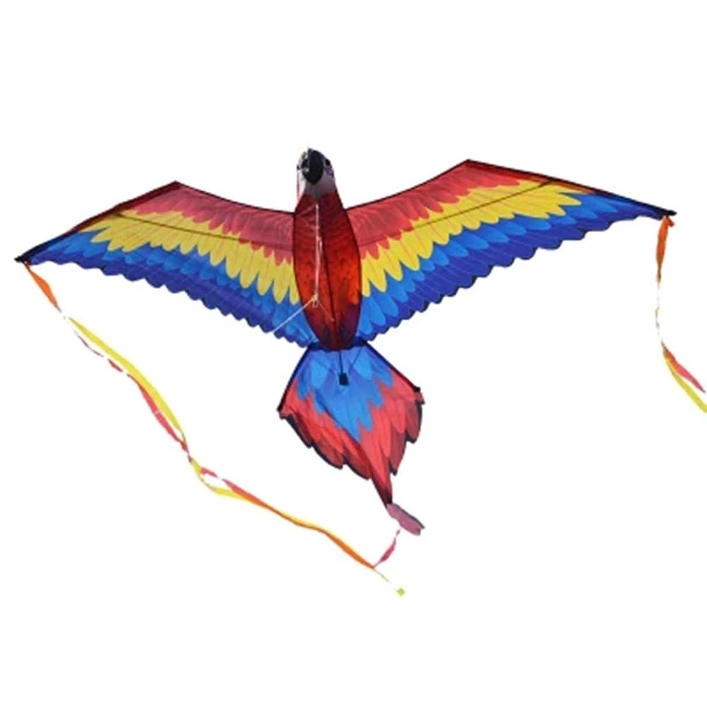 XQDSP Kites Macaw 3D Large Three-Dimensional Kite