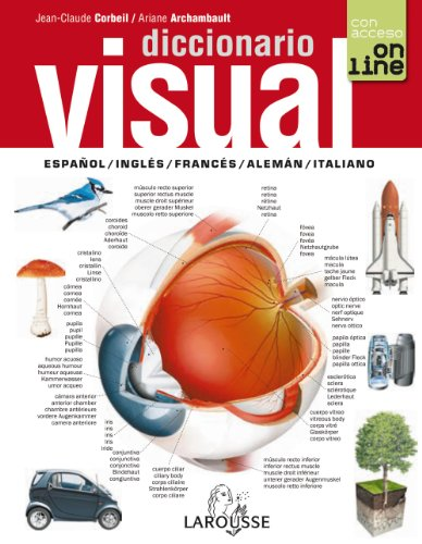 Dicc. visual multilingue esp/ing/fra/ale/ita [Lingua spagnola]