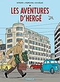 Aventures d'Hergé (Les) Tome 0 - Les aventures d'Hergé