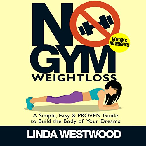 No Gym Weight Loss audiobook cover art