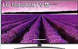 LG 139 cm (55 inches) 4K Ultra HD Smart NanoCell TV 55SM8100PTA (Ceramic BK + Dark Steel Silver) (2019 Model)