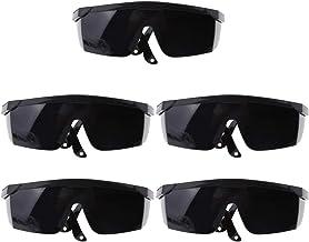 MERIGLARE 5x Soldagem Corte Soldadores Óculos de Segurança Óculos Industriais Proteção para Os Olhos
