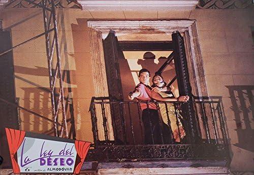 Law of San Antonio Mall Desire 1987 Scene Nippon regular agency Spanish Card