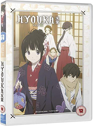Hyouka - Part 2 Standard DVD [UK Import]