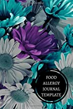 Food Allergy Journal Template