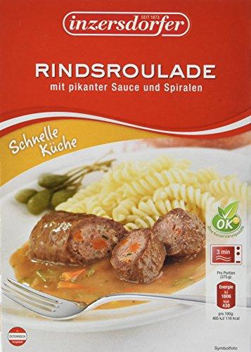 Inzersdorfer Rindsroulade mit Spiralen, 6er Pack (6 x 375 g)
