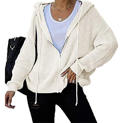 ZJDGZMK01 Chaqueta de Cuello Alto en Contraste para Mujer Otoño/Invierno
