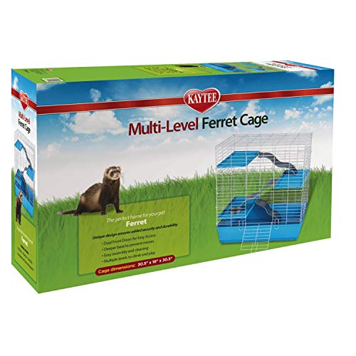 Kaytee My First Home 30 X 18 Multilevel Ferret