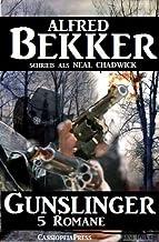 Gunslinger (5 Romane) (German Edition)