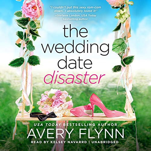 The Wedding Date Disaster cover art