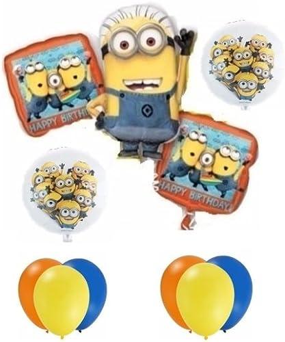 Despicable Me Happy Birthday Balloon Bouquet