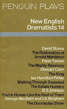 New English Dramatists 14 0140480773 Book Cover