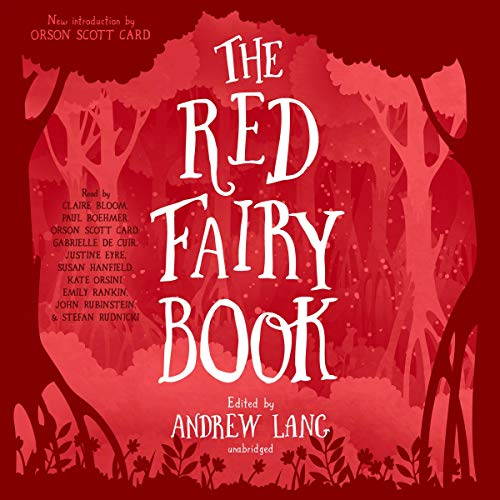 Couverture de The Red Fairy Book