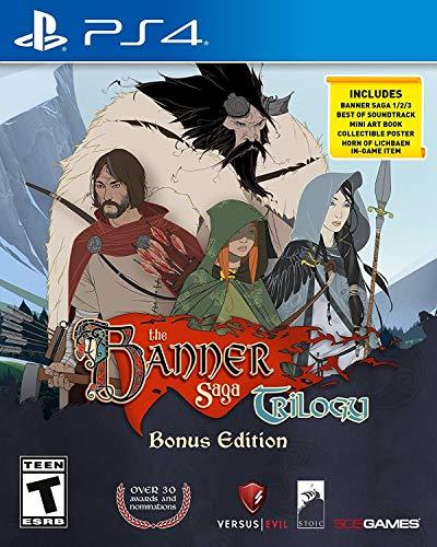 The Banner Saga Trilogy - Bonus Edition for PlayStation 4