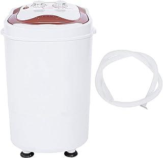 Mini Lavadora Portátil De 6 Kg, Lavadora Automática y Compacta Pequeña Lavadora Portáyil de Bajo Consumo Mini Lavadora con...
