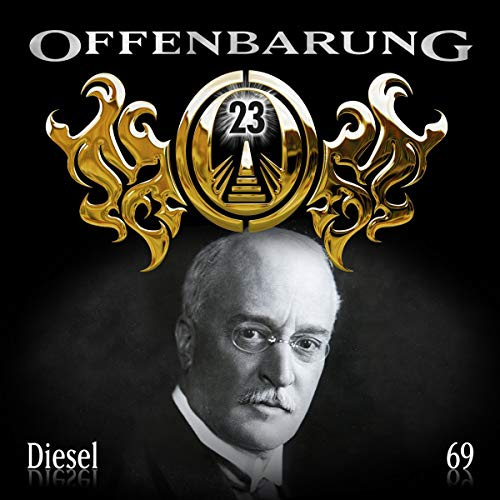 Diesel audiobook cover art
