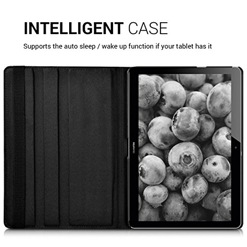 kwmobile Huawei MediaPad T3 10 Hülle - 360° Tablet Schutzhülle Cover Case für Huawei MediaPad T3 10 - 4
