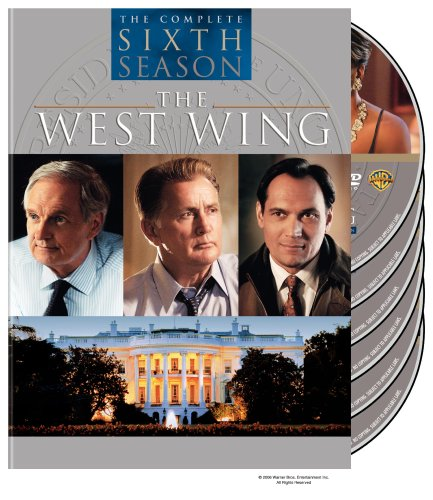 The West Wing: The Complete Sixth Season [2004]