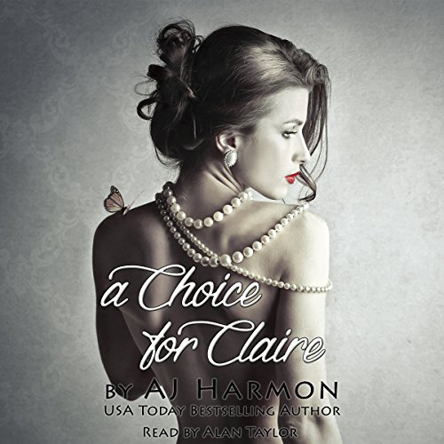 A Choice for Claire audiobook cover art