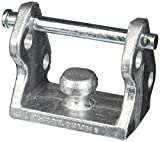 """Intended for commercial and recreational use Fits over 30 different coupler styles and brands Fits over 2"""" to 2-5/16"""" couplers Features a custom fit 3 pin placement for easy fit Compatible Brands: Buyer's, Atwood, Fulton, U-Haul, Pro-Series, Titan, D..."""