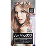 L'Oréal Paris – Haarfarbe Nr. 7,23 Rosegold Blond – Infinia Préférence – Set mit 210 ml –...