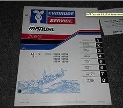 1977 evinrude 15 hp manual