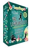 Mr. Lemoncello's Funtastic Boxed Set: Books 1-3 (Mr. Lemoncello's Library)