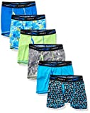 Hanes Boys' Boxer Brief, Assorted Prints & Solids, Medium