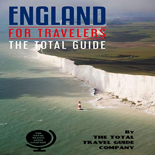 England for Travelers audiobook cover art