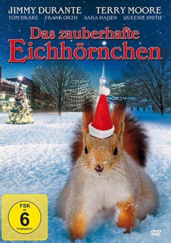 Das zauberhafte Eichhörnchen (Die romantische Komödie zu Weihnachten )