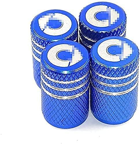 4 Stück Auto-Reifen Ventilkappen für...