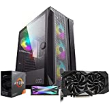 Pc gaming Ryzen 5 3600 6 core 4.20ghz/Gtx 1660 Ti 6 Gb,Ram 16Gb 3200 MHz ddr4/Ssd 512Gb Rgb/Hdd 1 TB/Psu 600W 80+ plus,Windows 10 PRO