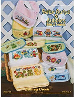 Stoney Creek Baby Burps & Bubbles Bibs & Towels by Stoney Creek Collection, Inc.