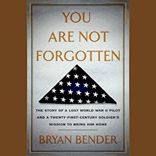 You are Not Forgotten audiobook cover art
