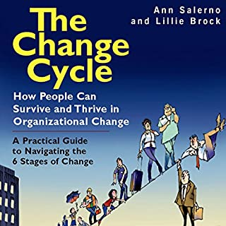 The Change Cycle audiobook cover art