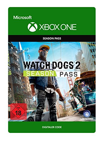 Watch Dogs 2 Season pass [Xbox One - Download Code]
