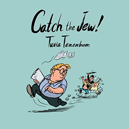 Catch the Jew! audiobook cover art