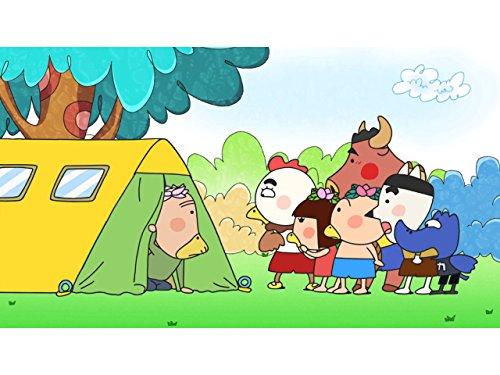 はなかっぱ 第103話「かっぱ池でキャンプ」/第104話「楽しい五・七・五」