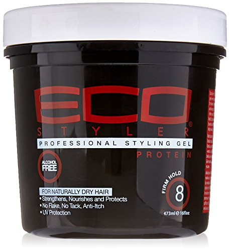 Price comparison product image ECOCO Firm Hold Protein Styling Gel,  16 Ounce