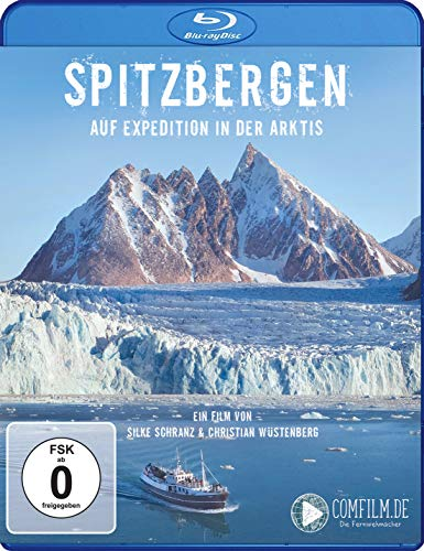 Spitzbergen - auf Expedition in der Arktis: Blu-ray