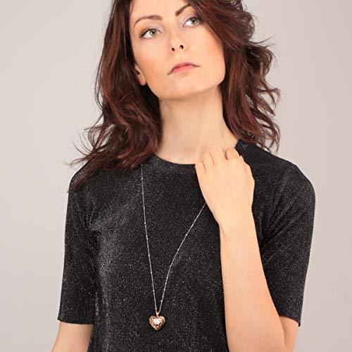 Morellato Collana da donna, Collezione Talismani, in acciaio inossidabile - SAQE33