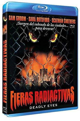 Night Eyes / Deadly Eyes (1982) ( ) [ Spanische Import ] (Blu-Ray)