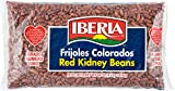 Iberia Red Kidney Beans, 4 lb, Bulk Red Kidney Beans, Long Shelf Life Kidney Beans with Ea...
