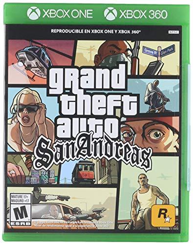 Jogo Grand Theft Auto San Andreas Xbox 360