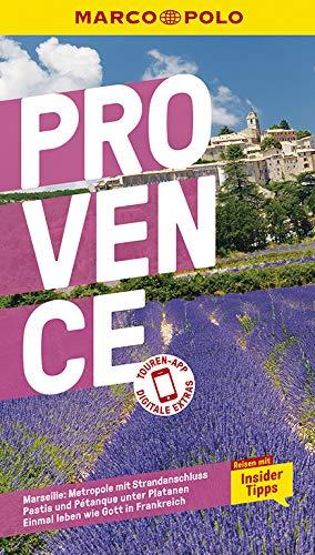 MARCO POLO Reiseführer Provence: Reisen mit Insider-Tipps. Inkl. kostenloser Touren-App