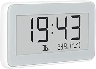 für Mijia Electronic Temperature and Humidity Pro, für Mijia Bluetooth thermometer Pro, Wireless Smart Electric Uhr Digitalthermometer für Innentemperatur Hygrometer