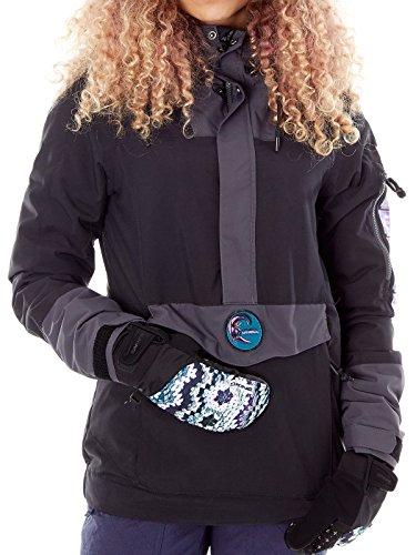 O'Neill Damen Snowboard Jacke 88' Frozen Wave Anorak Jacket