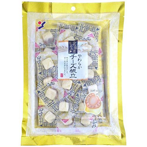 [10袋入り]北海道仕込み やわらかチーズ帆立 120g
